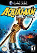 AQUAMAN - GameCube Game