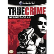 TRUE CRIME STREETS OF LA - GameCube Game