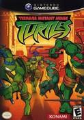 Teenage Mutant Ninja Turtles - GameCube Game