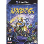Star Fox Adventures Nintendo Gamecube Game For Sale.