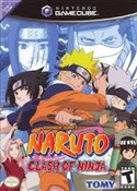 Naruto Clash Of Ninja - GameCube Game