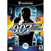 Agent Under Fire - GameCube Game