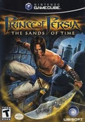 Prince of Persia Sands of Time - GameCube Game