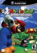 Mario Golf Toadstool Tour - GameCube Game