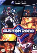 Custom Robo - GameCube Game