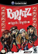 BRATZ ROCK ANGELZ - GameCube Game