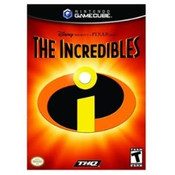 Incredibles, The - GameCube Game