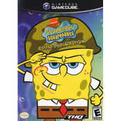 SpongeBob Battle For Bikini Bottom - GameCube