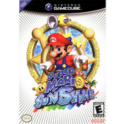 Super Mario Sunshine Nintendo GameCube Used Video Game For Sale