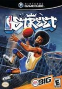 NBA STREET - GameCube Game