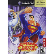 Superman Shadow of Apokolips for Nintendo GameCube