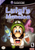 Luigi's Mansion - GameCube Game