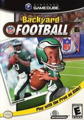BACKYARD Football - GameCube Game