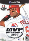 MVP Baseball 2004 - GameCube Game