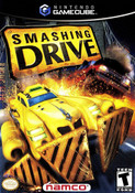 SMASHING DRIVE - GameCube Game