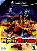 MYSTIC HEROES - GameCube Game