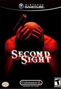 SECOND SIGHT - GameCube Game