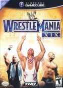 Wrestlemania XIX - GameCube Game