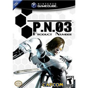 P.N.03 PRODUCT NUMBER - GameCube Game