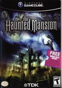 HAUNTED MANSION, The - GameCube Game