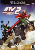 ATV Quad Power Racing 2 - GameCube Game