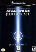 Star Wars Jedi Outcast - GameCube Game