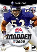 Madden 2005 - GameCube Game