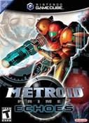 Metroid Prime 2 Echoes - GameCube Game