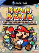 Paper Mario - GameCube Game