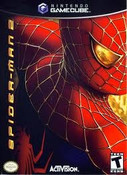 Spider-Man 2 - GameCube Game
