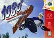 Complete 1080 Snowboarding - Nintendo N64