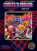 Complete Ghosts 'N Goblins - NES