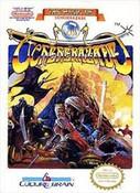 Complete Magic of Scheherazade, The - NES