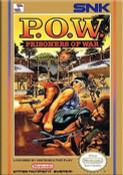Complete P.O.W. Prisoners of War - NES