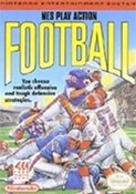 Complete Play Action Football 4 Player Game - NES