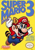 Super Mario Bros. 3 - NES Cover art variant