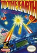 Complete To The Earth Light Gun Game - NES