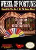 Complete Wheel of Fortune - NES