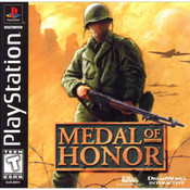 Medal of Honor - PS1 Game