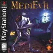 Complete MediEvil Medi Evil - PS1 Game