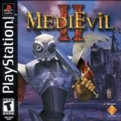 Complete MediEvil II - PS1 Game