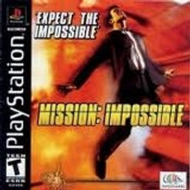 Complete Mission: Impossible - PS1 Game