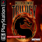 Complete Mortal Kombat Trilogy - PS1 Game