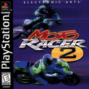Moto Racer 2 - PS1 Game
