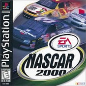 Complete Nascar 2000 Racing - PS1 Game