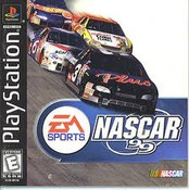 Complete Nascar 99 Racing - PS1 Game
