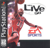 Complete NBA Live 98 - PS1 Game
