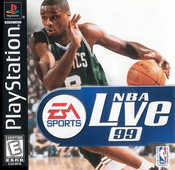 Complete NBA Live 99 - PS1 Game