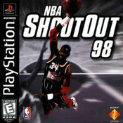 Complete NBA Shootout 98 - PS1 Game