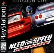 Complete Need for Speed:High Stakes - PS1 Game